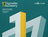 17 Jornades de Disseny - Proposta (3° classificato)