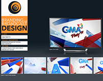 GMA PINOY TV BROADCAST DESIGN