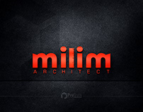 Milim Architect Logo Tasarımı