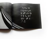 Circus Type specimen book