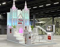 STYRO Exhibition Stand Design for Big5