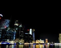 Singapore & Petronas Towers