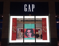 GAP, Paris