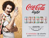 COCA COLA LIGHT - Colección Verano 2013 (Chile)