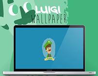 Luigi's wallpaper