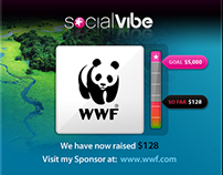 Socialvibe Charity Site