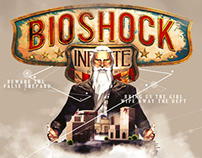Bioshock Infinite - Concept