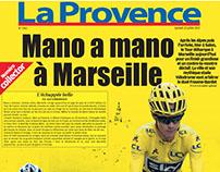 Mano a mano à Marseille