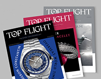 TOP FLIGHT magazine