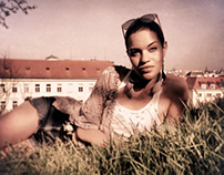 Julie, Prague 2013