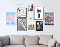 ART PRINT-Interior Deco