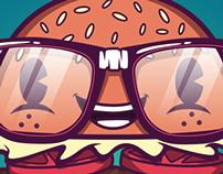 Burger guy!