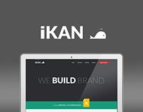 iKAN Web Design Concept