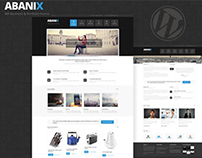 Abanix Business, Portfolio & Shop