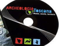 Archeologia in Toscana - DVD -