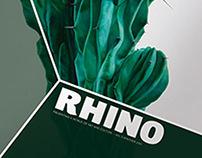 Rhino; Art & Culture Magazine