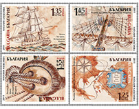 Project for production of postage stamps