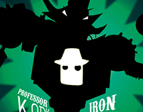 Professor Kark and Irondoom