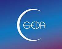 Identidad GEDA/ Workshop gráfica y fotografía