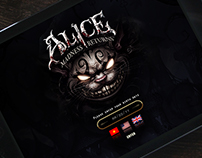 Web Game Alice Madness Returns
