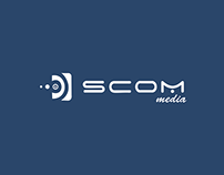 Scom Media - Branding & Website Development