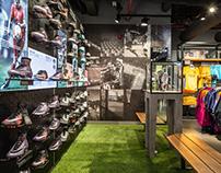 Nike Store. Madrid 2016