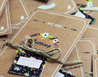 Creative invitation cards