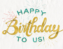 NOMU Brands 15th Birthday Giveaway Campaign