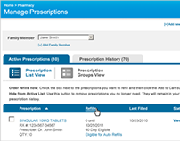 Walgreens Online Pharmacy