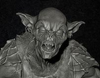 Moria Ork (Personal project)
