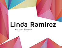 Portfolio Presentation - Account Planner