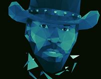 Django Unchained Crystal Mess