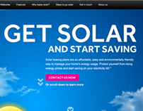 NRG Residential Solar Solutions site