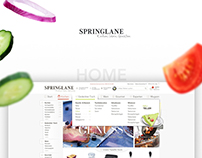 Springlane · Web