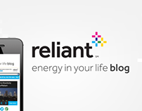 Reliant Energy in Your Life blog