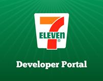 7-Eleven Developer Portal
