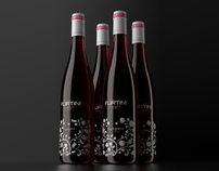Flirtini cranberry wine