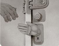 Shake Hands With the Doorknob