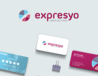 Expresyo // branding