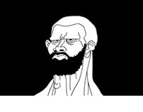 Shaving meme animation
