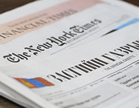 NYT, FT, ZGM Newspaper - TVC