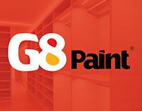 G8 Paint - Brand identity