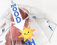 MOOD Umbrella Hat