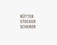 Branding Rütter Stocker Scherer