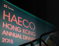 HAECO Hong Kong Annual Dinner 2015