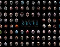 graphic design - OEUFS