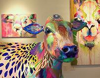 Grand Opening of Cevor Latin American ART / Miami