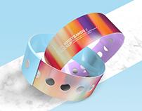 Vinyl Wristbands Mockup Vol2