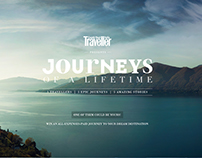 Journeys of a Lifetime - Condé Nast Traveller