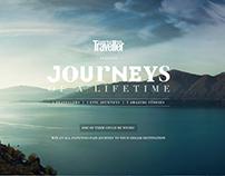 Journeys of a Lifetime - Condé Nast Traveller